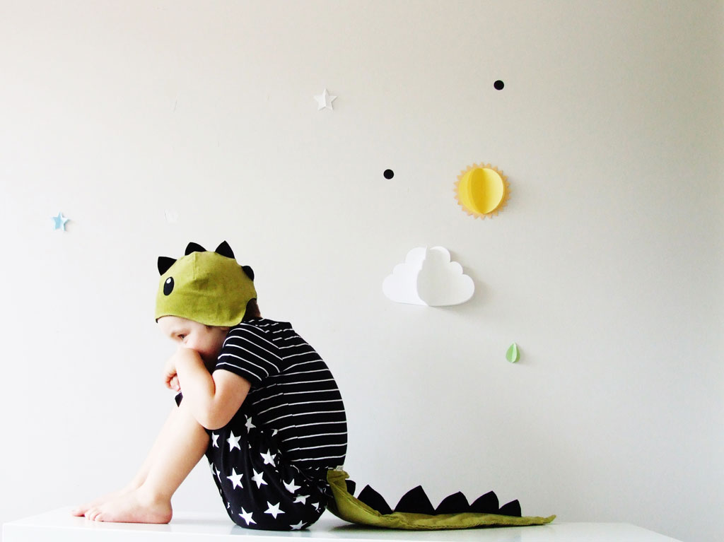 See the gorgeous kids costumes by Sparrow + B on childmagsblog.com