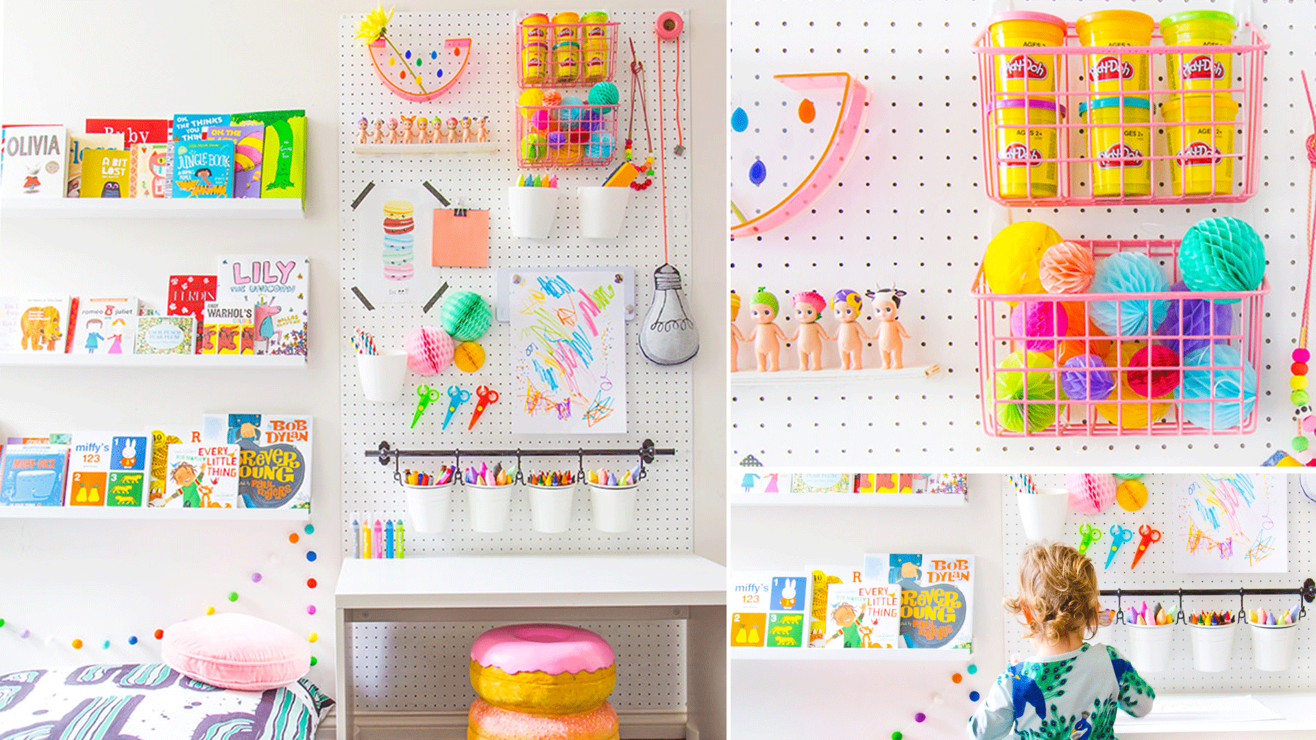 How To Make A Kids' Craft Corner
