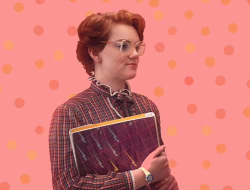 Stranger Things Barb's Style Guide