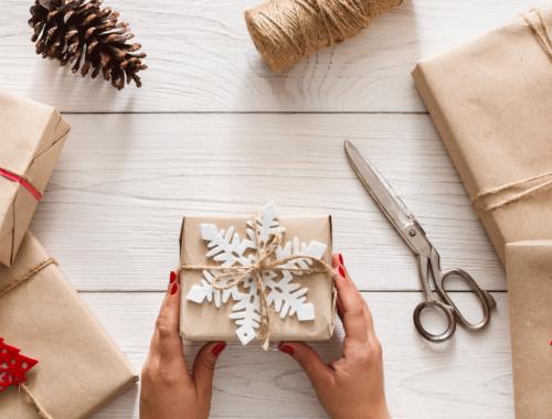 Christmas + Giving Mini Mag