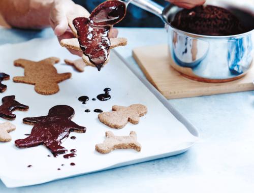 Christmas Gingerbread Men Recipe