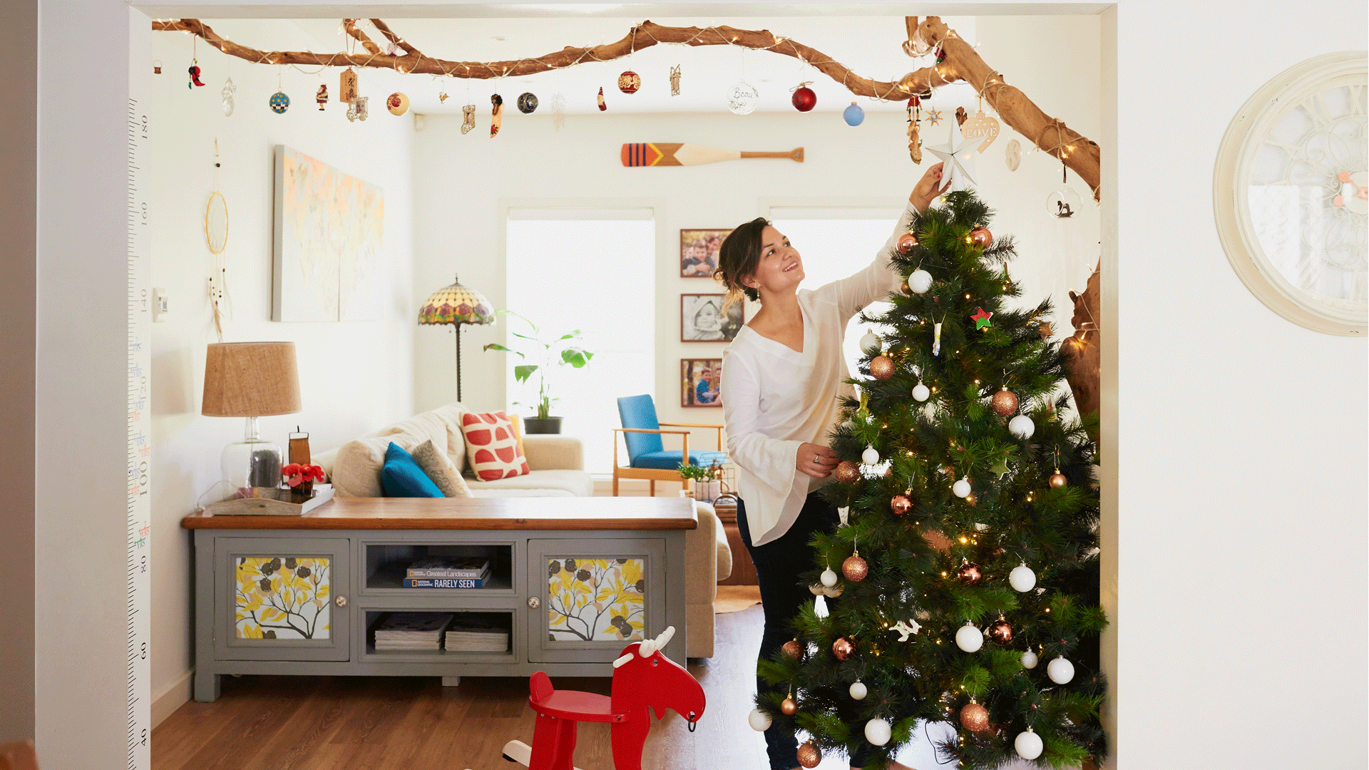 5 Kid-Friendly Christmas Decorating Ideas