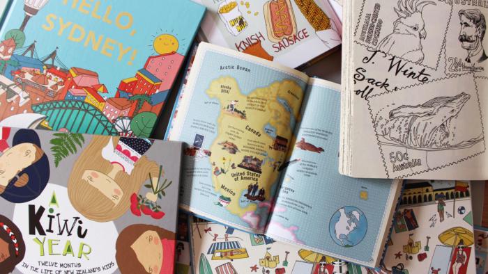 9 travel books for kids