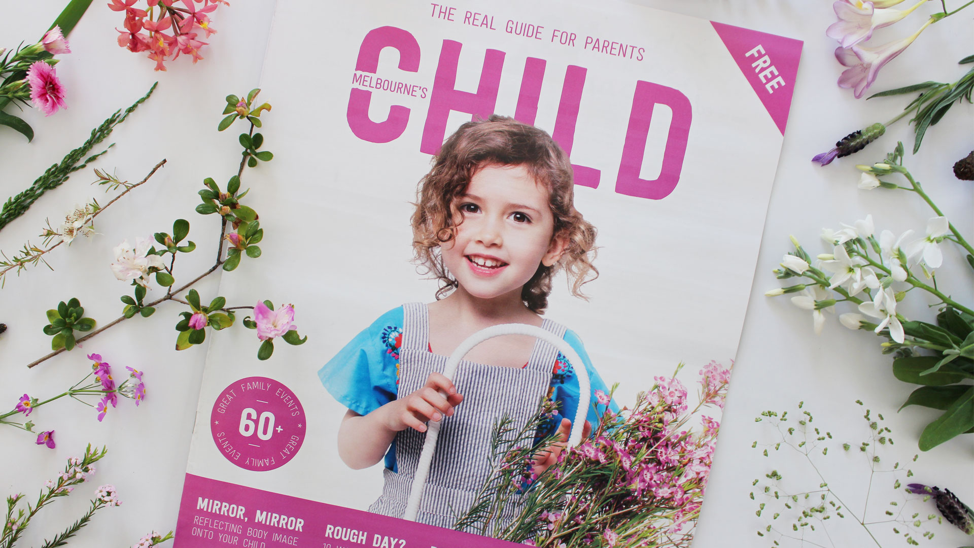 September Issue Of CHILD Magazines