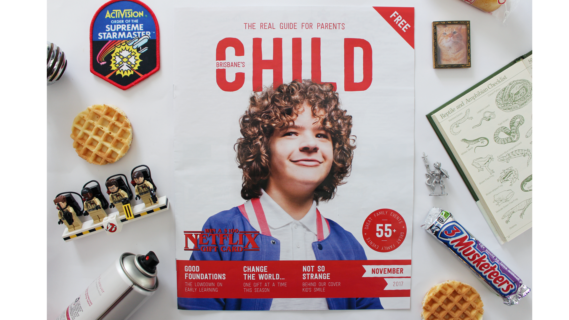 November Issue Of CHILD Magazines