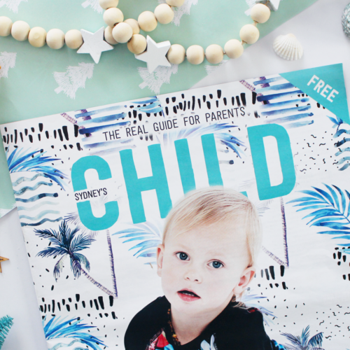 December + January Issue Of CHILD Magazines