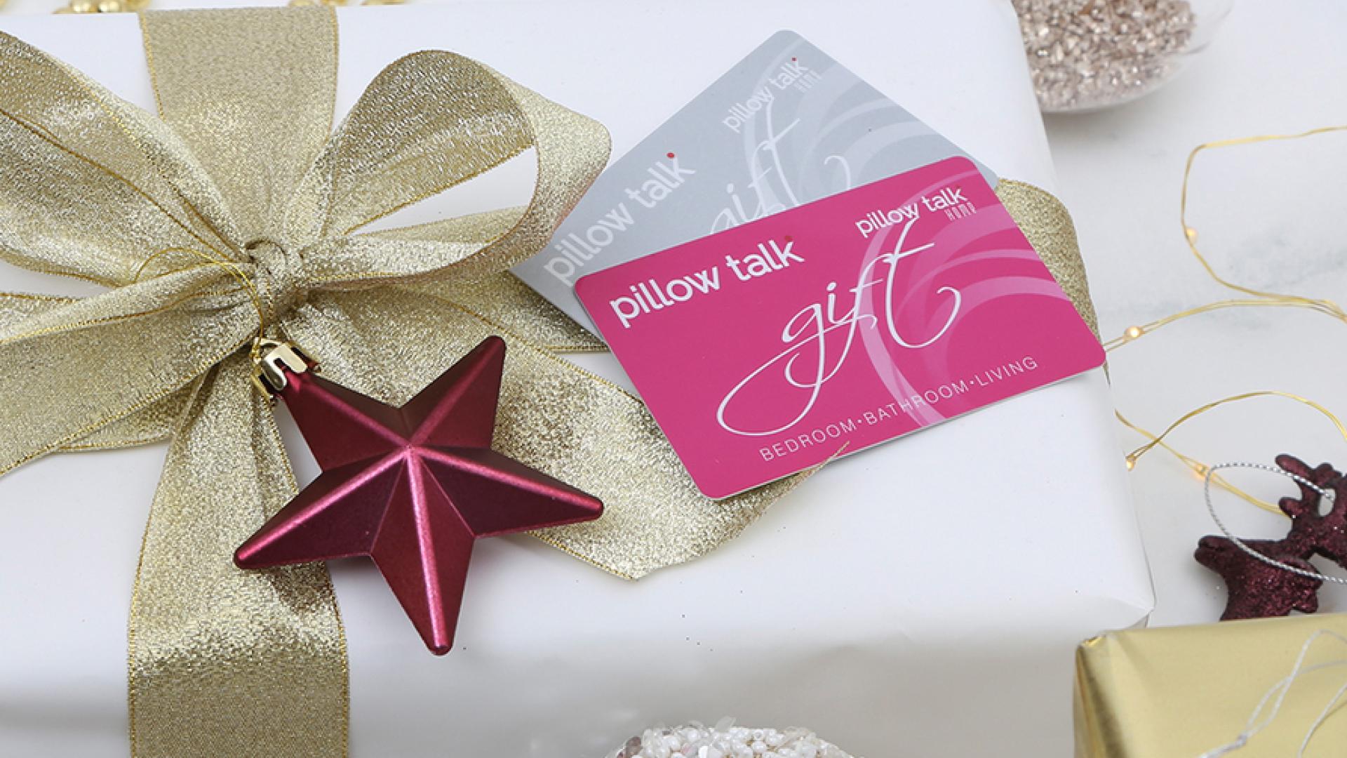 Pillow Talk Giveaway