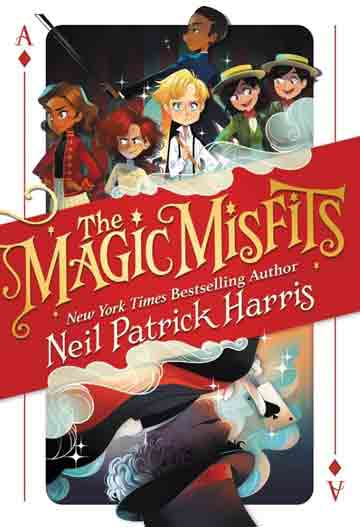 the-magic-misfits-cover