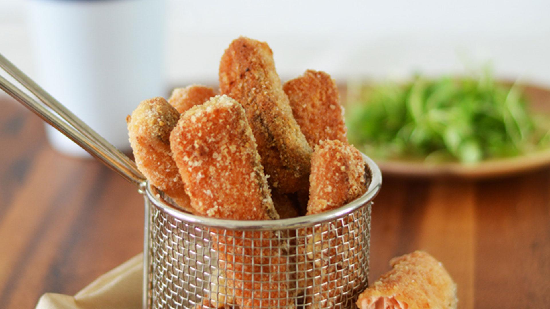 Mandy Sacher Fish Fingers