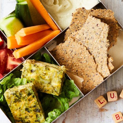 Sacher lunchbox