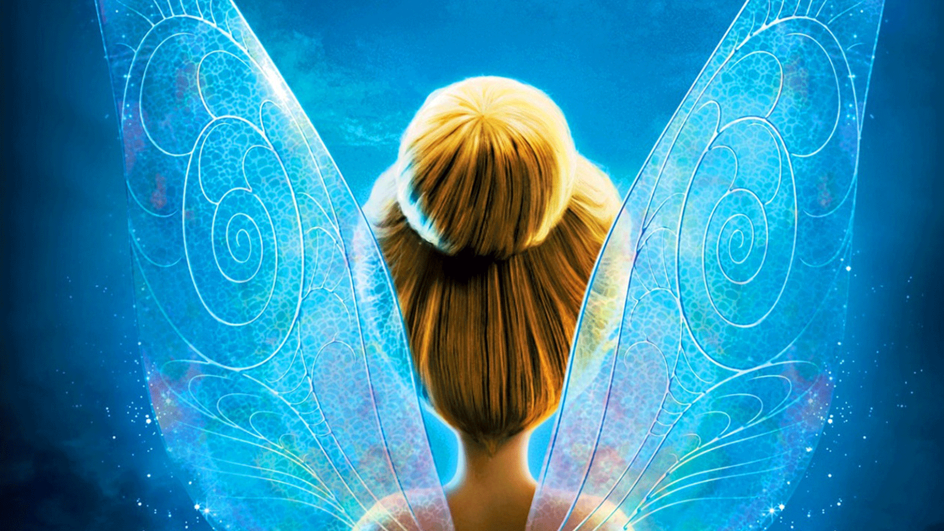 Movie review tinker bell and the secret of the wings for Tinkerbell fairy door