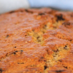 White Chia Fruit Loaf