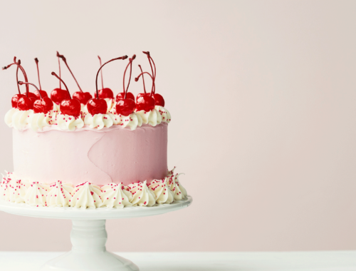 25 Favourite Birthday Cakes