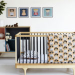 Make A Match Mid-Century Inspired Nursery