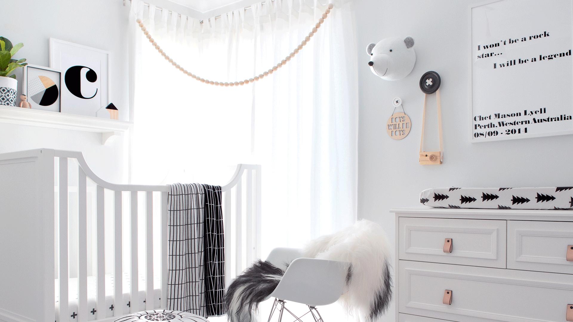 Baby Chet's Nursery