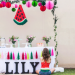Lily's 9th Watermelon Party