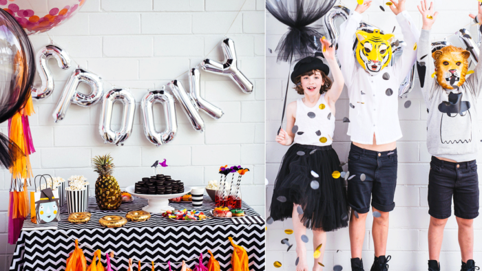 A Spooktacular Halloween Kids' Party