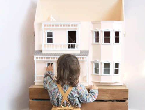 Little Linzi Dollhouse Project
