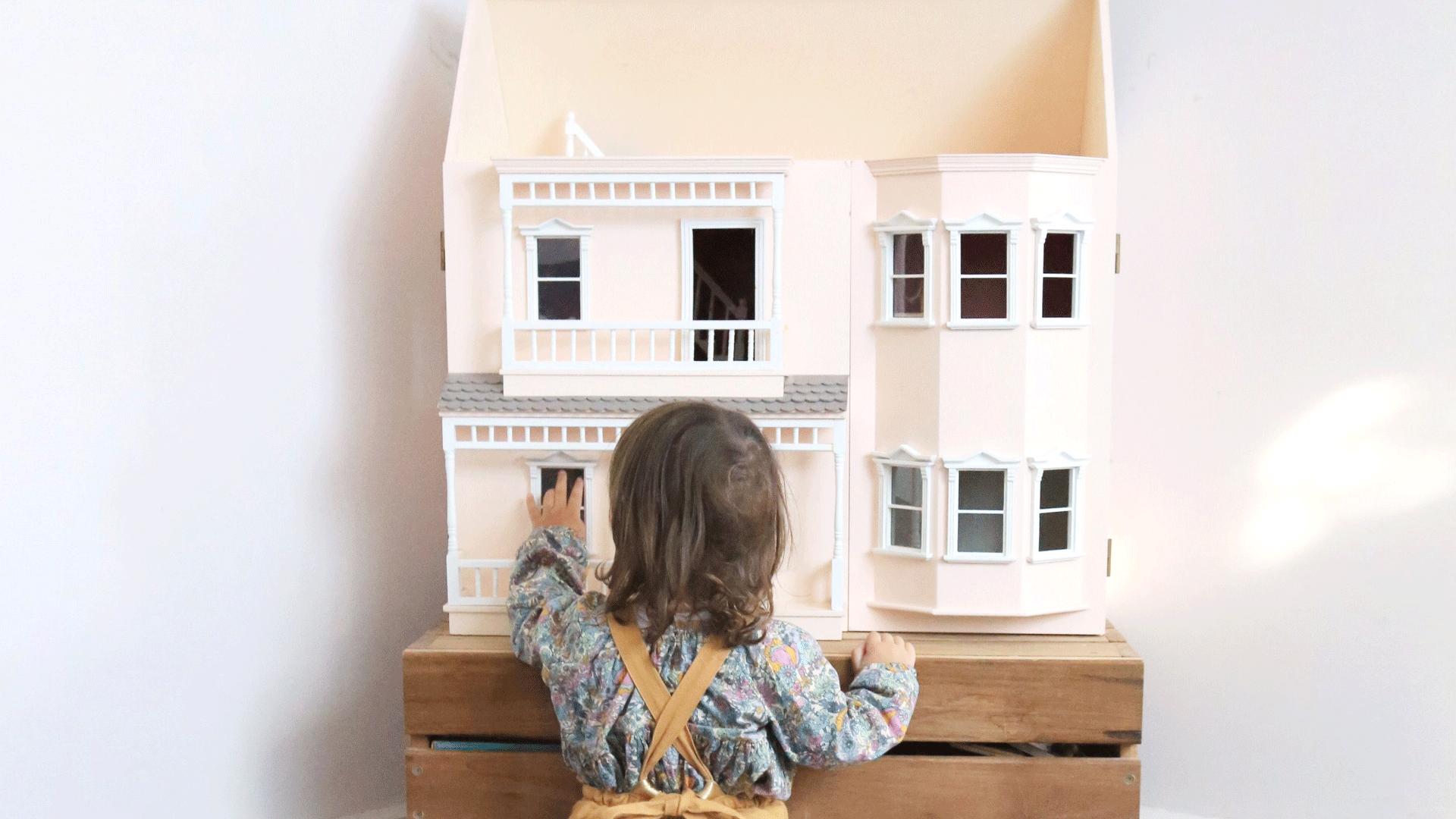 Little Linzi Dollhouse Project