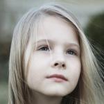 Little Girls And Long Hair
