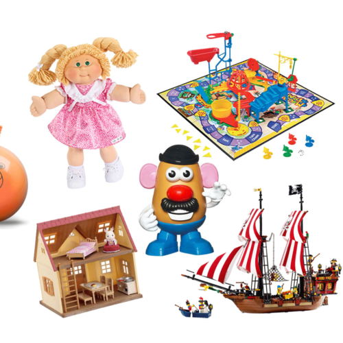11 Nostalgic Gift Ideas For Kids