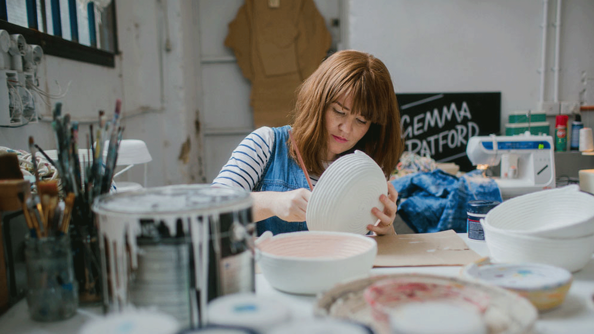 Gemma Patford's Melbourne Studio