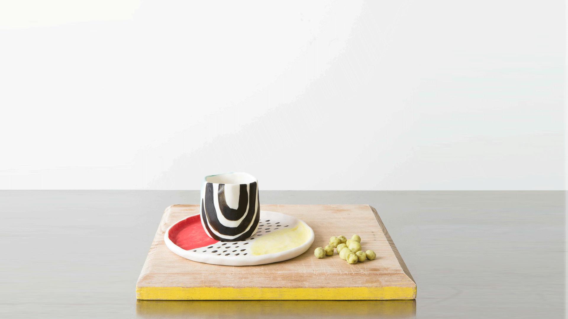 DIY Sake + Snack Set