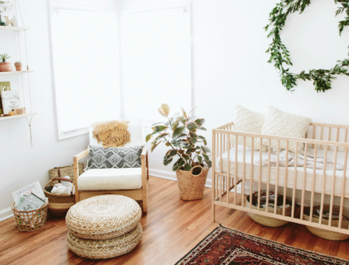 Make Your Own Eco-Friendly Baby Nursery
