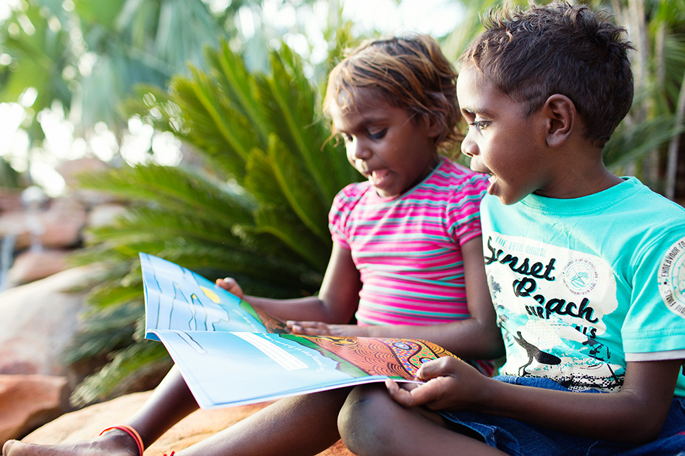 changing lives through literacy
