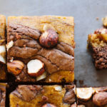 Pumpkin + Chocolate Brownie