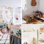 Bohemian Preschooler Room