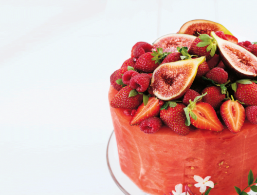 OMG! It's A Watermelon Cake