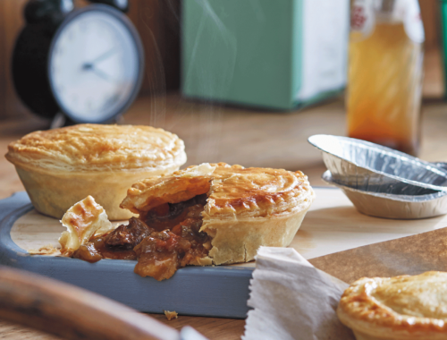 How to Make A Aussie Meat Pie