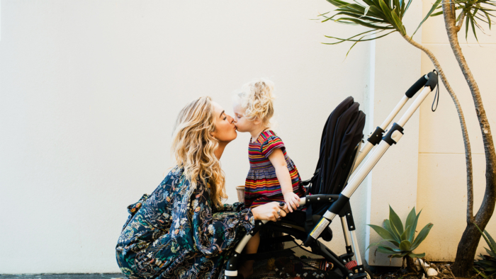 Motherhood + Identity: Losing My Perfection