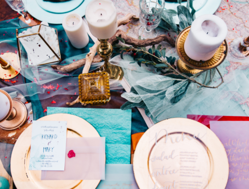 How To Style A Dreamy Boho Picnic