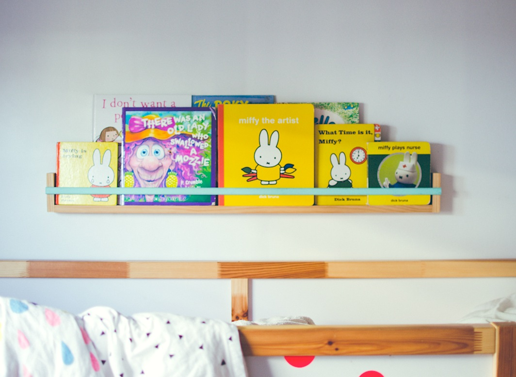 Timber Trend Book Shelf - Child Mags Blog