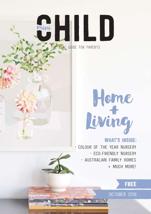 Home + Living Mini Mag