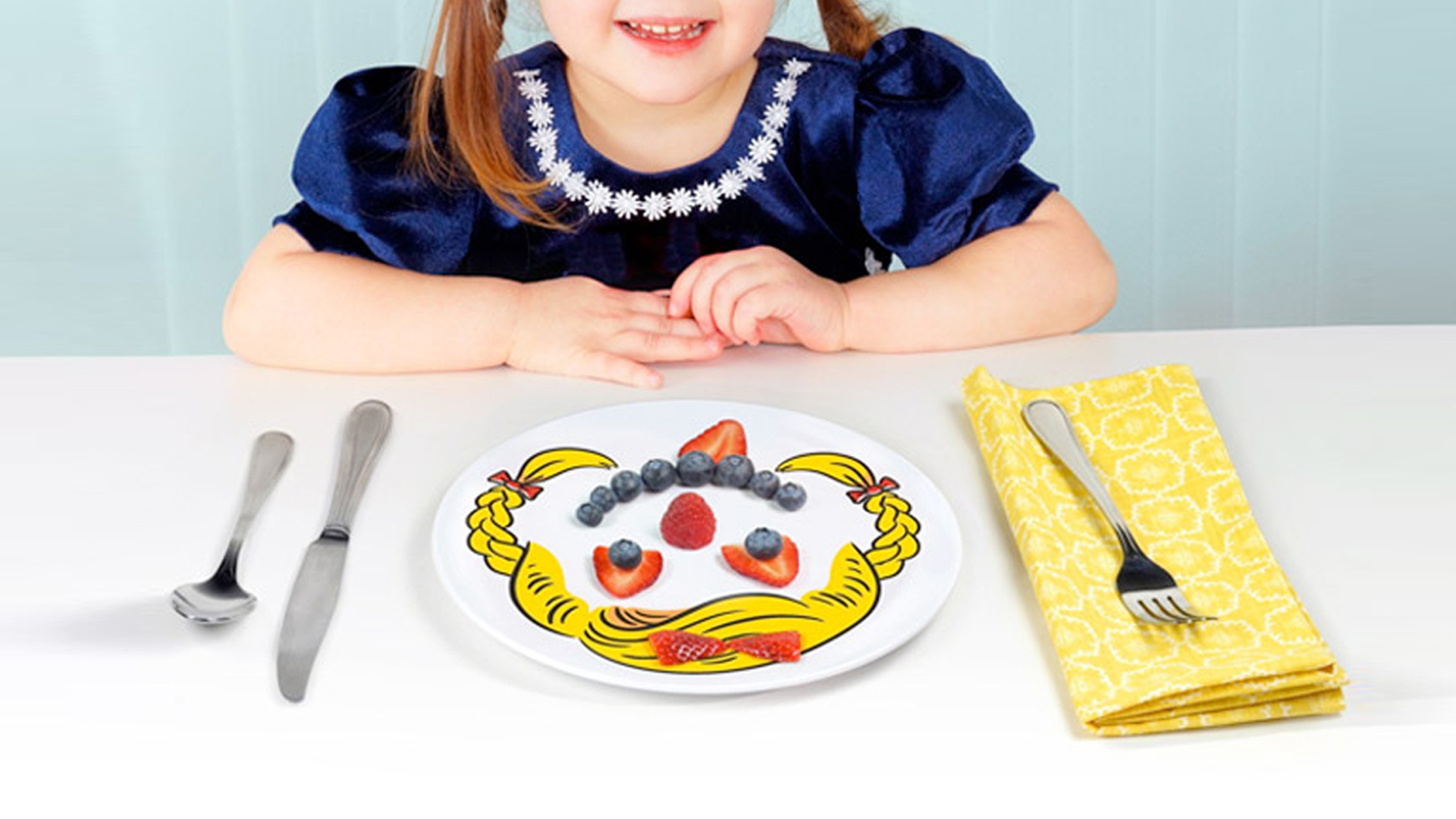 Instagram Worthy Tableware For Kids