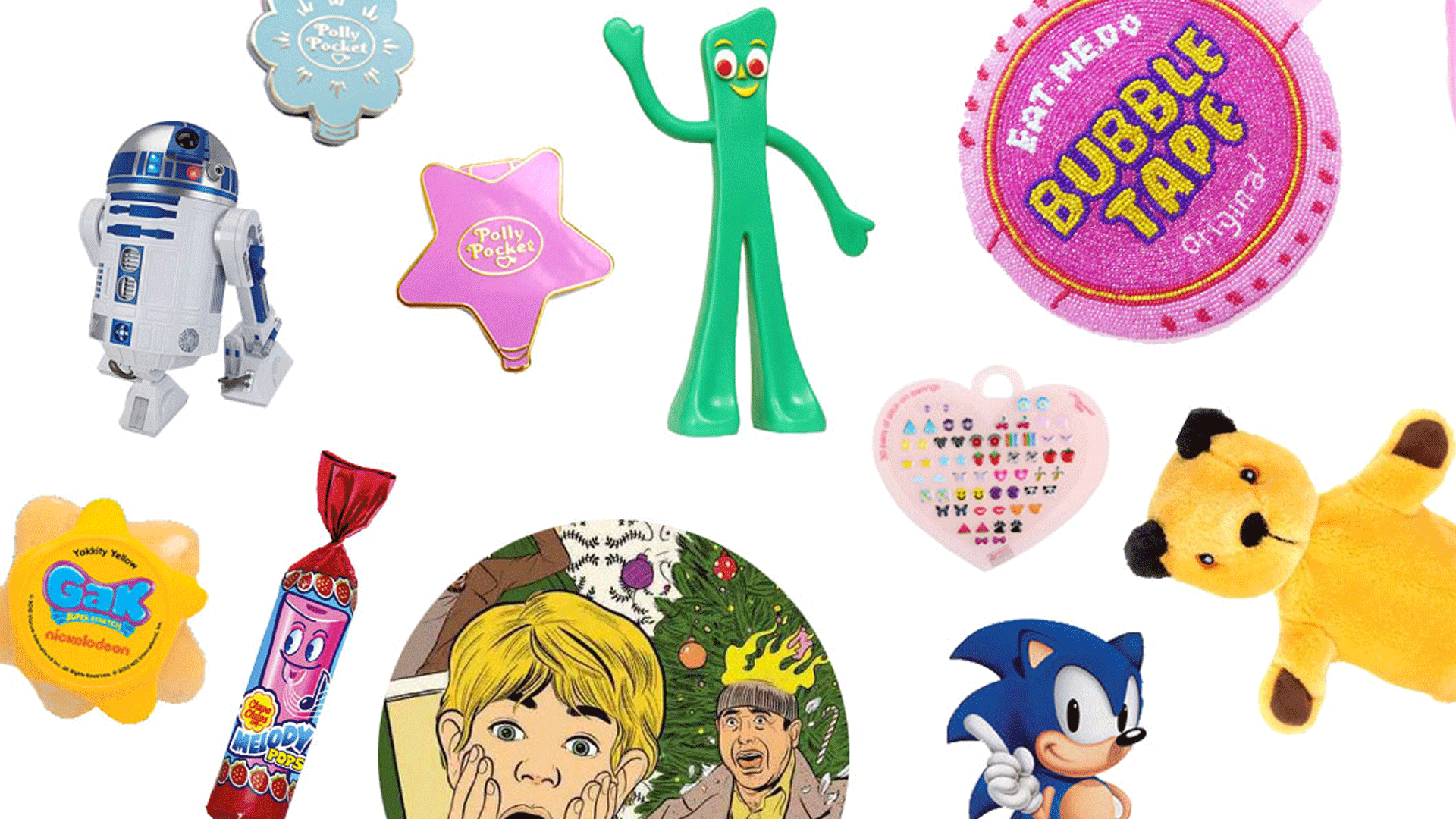 90s Gift Guide For Kids