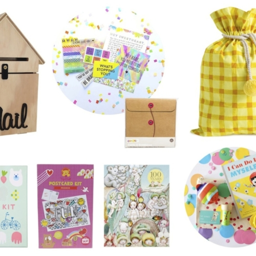Snail Mail Gift Guide