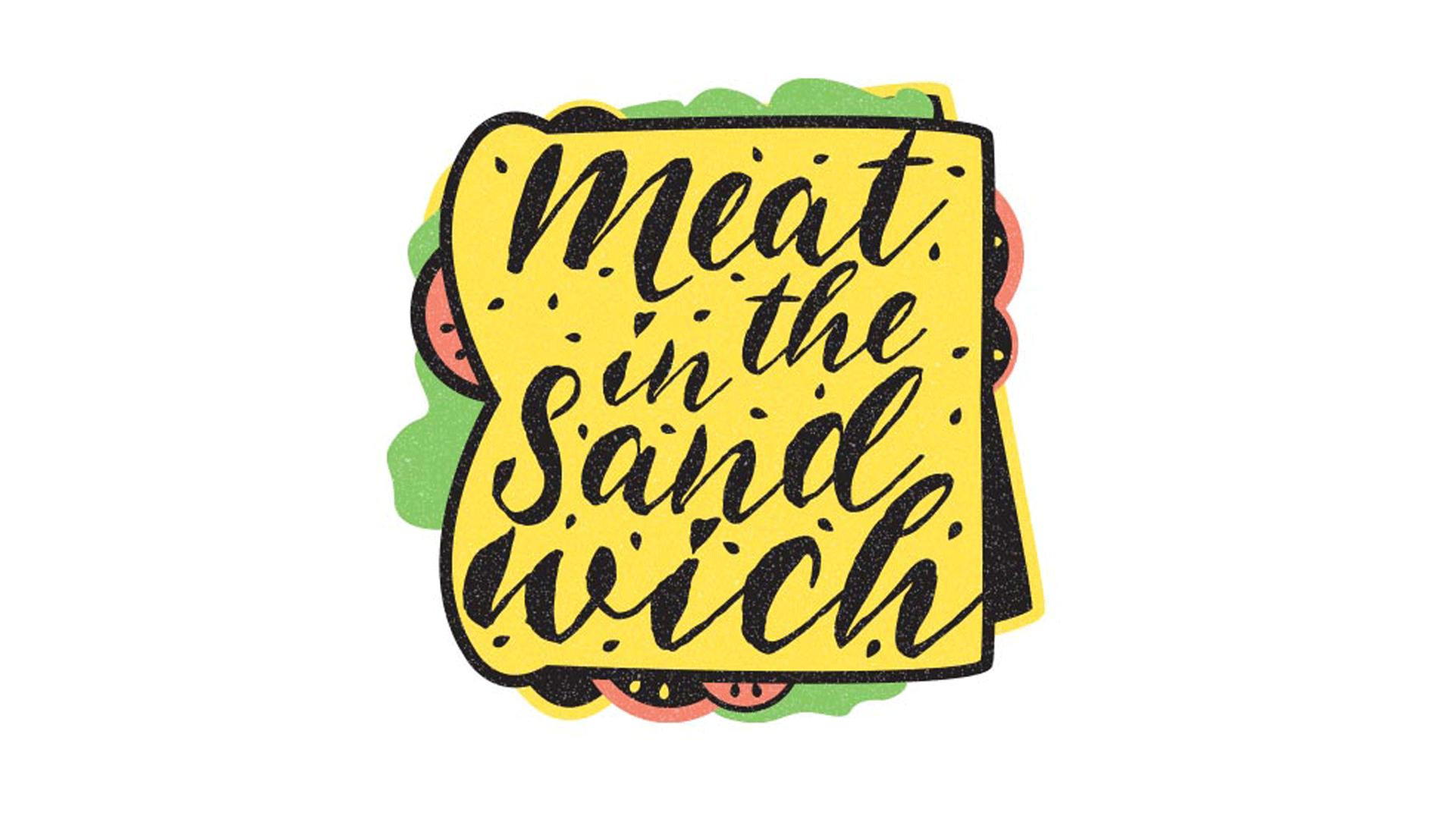 Meat in the Sandwich