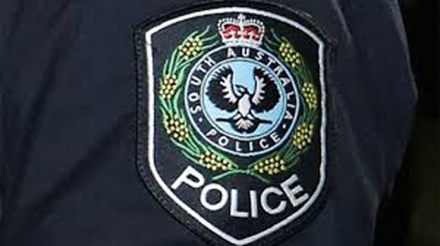 SA Police badge