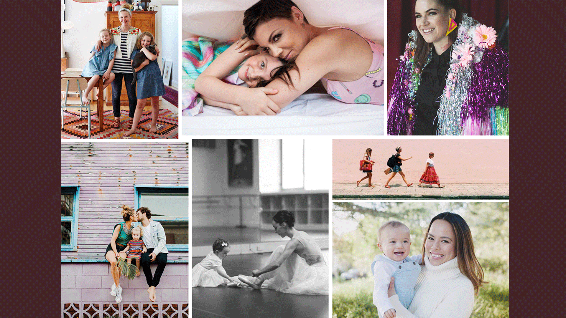10 Inspiring Mothers Doing Amazing Things