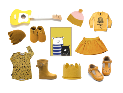 We Love... All Things Mustard
