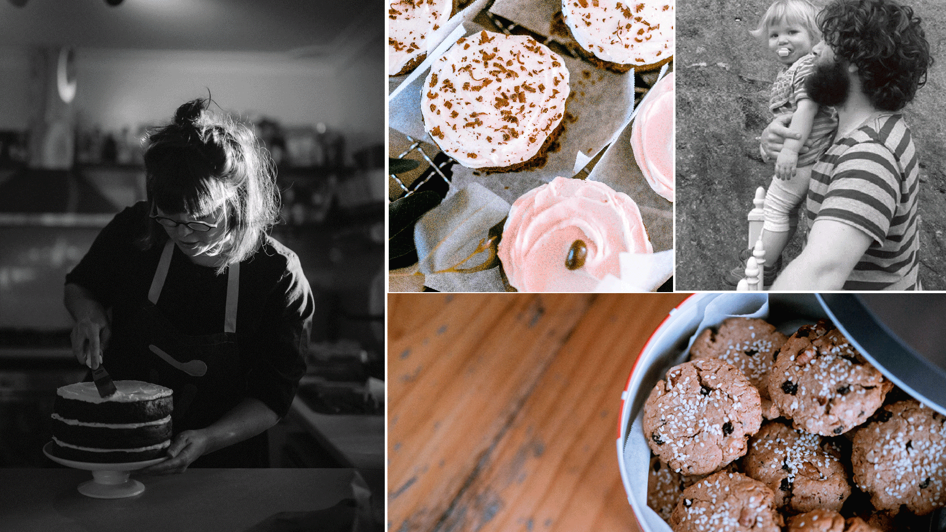 Motherhood and an Unplanned Bakery
