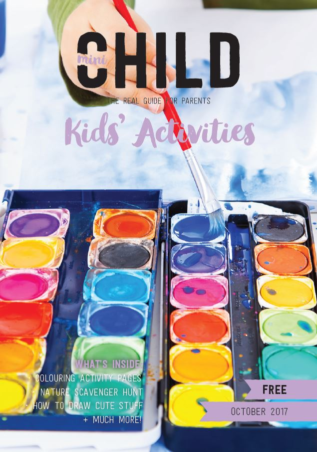 Kids' Activities Mini Mag