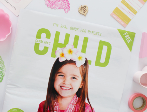 October Issue of CHILD Magazines
