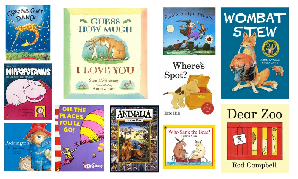 top 10 childrens books of all time