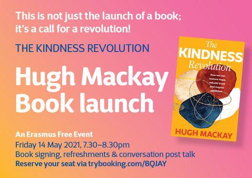 Erasmus Hugh Mackay Book Launch