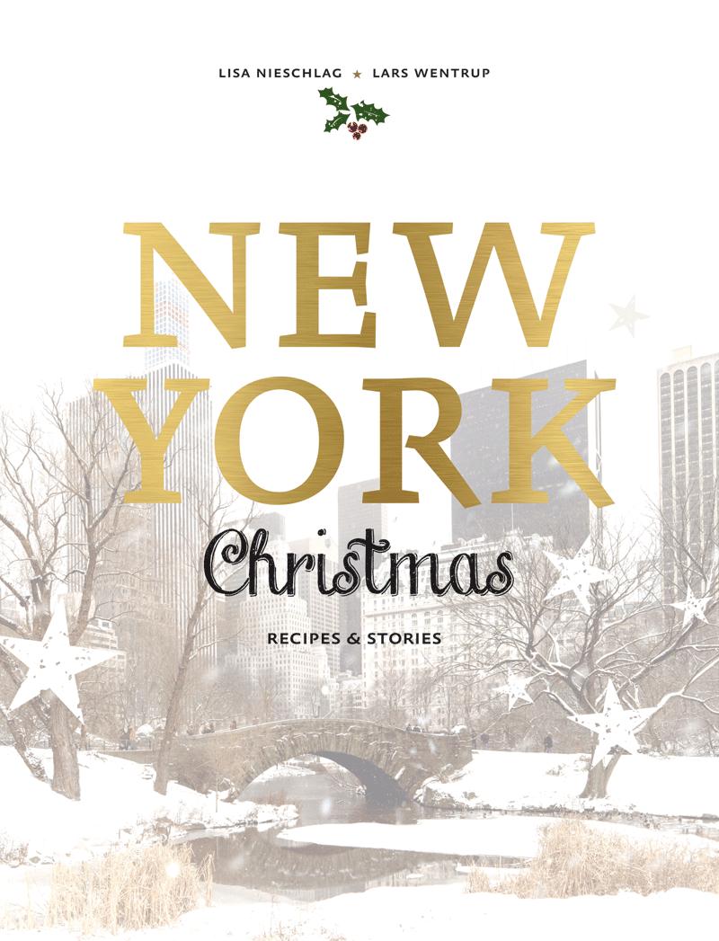 New York Christmas Book